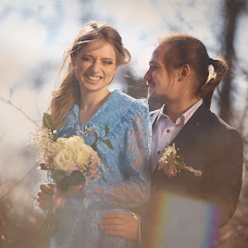 Wedding photographer Kristina Tolstikova (KroXa). Photo of 17.05.2018