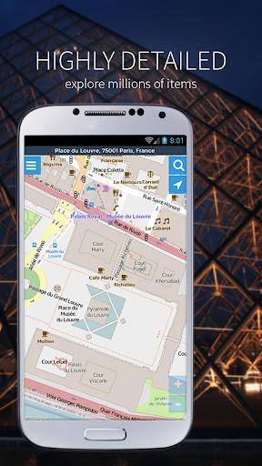 Maps, GPS Navigation & Directions, Street View 6.1.4 screenshots 8