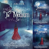 Emily Chambers Spirit Medium Trilogy