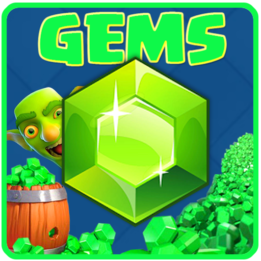 生產應用App|Gems clash royale Simulated LOGO-3C達人阿輝的APP