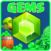 Gems clash royale Simulated