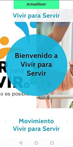 Vivir para Servir screenshot 4