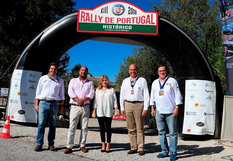 Rampa dos Remédios reviveu tempos áureos do Rally de Portugal