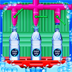 Mineral Water Factory Games Icon