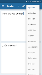 Translator for all languages Screenshot