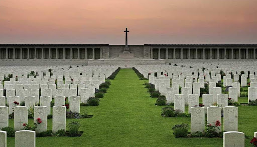 William Connell grave