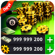 fast ball Pool Rewards - Daily Free Coins && cash