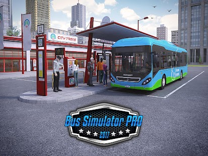 Bus Simulator PRO 2017- screenshot thumbnail