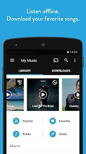 Napster- screenshot thumbnail