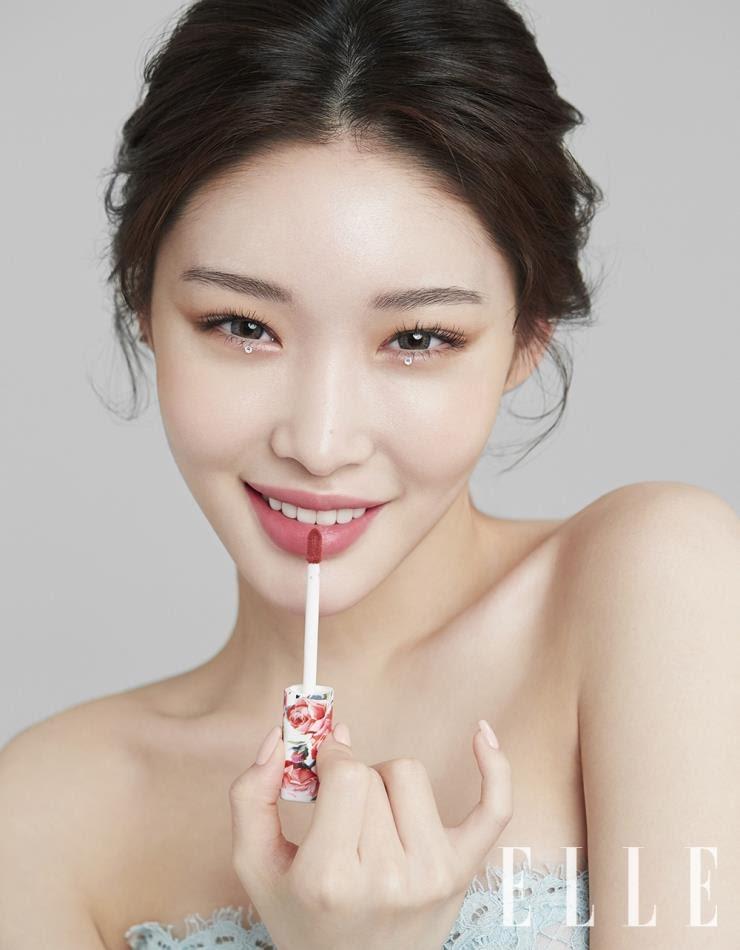 chungha makeup 12