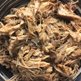 Pulled Pork Two Ways.