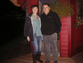 "Photo: Doris und Andreas Thomet  "" Verwalterehepaar """