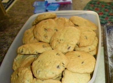 Slice & Bake Chocolate Chip Cookies Recipe