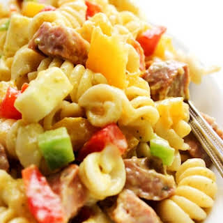 Mango Pasta Salad Recipes.