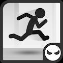 Stickman Parkour Runner icon
