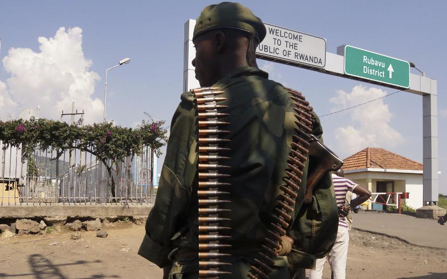 Die DRK-leër sê die Rwandese militêre bevelvoerder wat deur ICC doodgemaak word