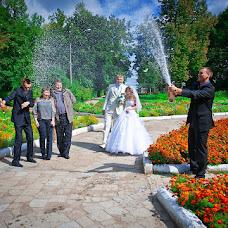 Wedding photographer Vladimir Komarov (komarov). Photo of 30.08.2013