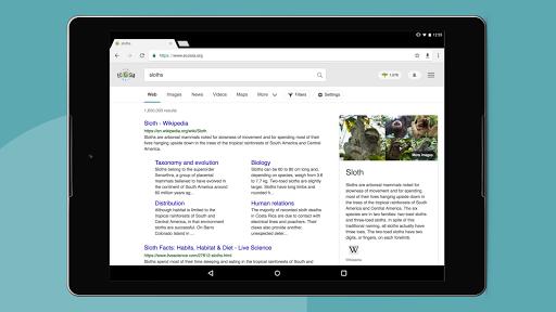 Ecosia screenshot 5