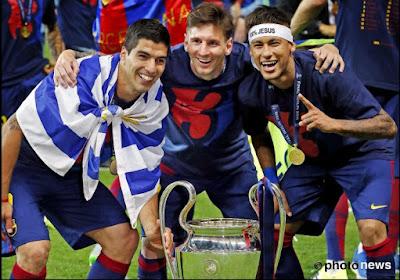 Wederoptredende Lionel Messi maakt aanvalslinie Barcelona weer compleet