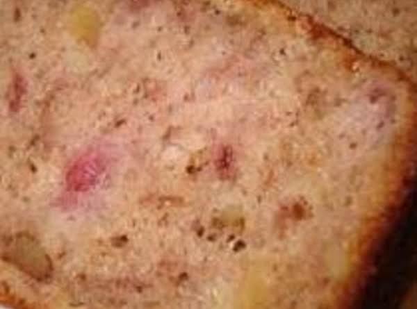 My Strawberry Nut Bread Recipe