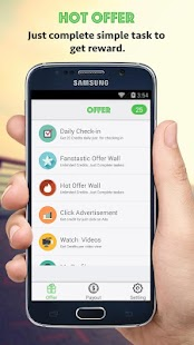 iCash - Earn Easy Money- screenshot thumbnail