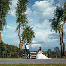 Wedding photographer Tanya Kravchuk (RoStudio). Photo of 04.07.2016