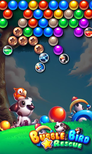 Bubble Bird Rescue 2.1.4 screenshots 2