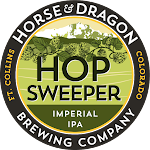 Horse & Dragon Hop Sweeper Imperial IPA