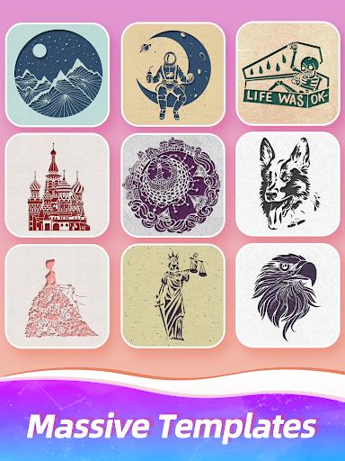 Paper Art screenshot 13