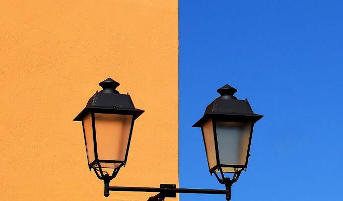 Contrasti di Luciano Fontebasso
