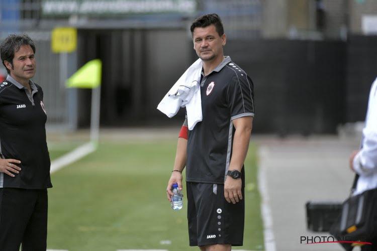 """Runje mikt bijzonder hoog met Antwerp FC: """"Dat zou uitzonderlijk zijn"""""""