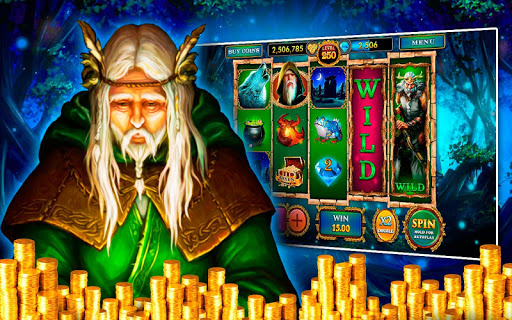 Treasure of Wizards Free Slots