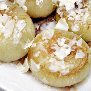 Grilled French Onions
