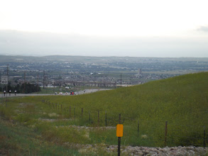 Photo: Day 26 Keystone SD to Wall SD 82 miles 5690' climbing Looking down at Rapid City