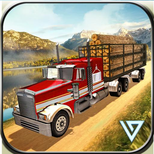 OffRoad Cargo Truck Transport Sim 2018