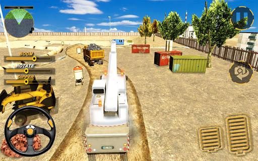 Utility construction machines 1.2.2 screenshots 1