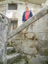 Photo: Chris, walking around Matera
