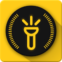 초간편 플래시+전광판 (손전등,플래쉬라이트,깜박이등) icon