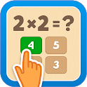 Multiplication table. Learn and Play! icon