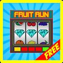 Fruit Run FREE Slot Machine icon