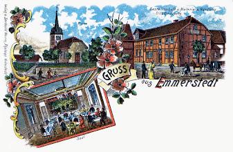 Photo: Grusskarte von Emmerstedt