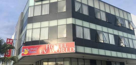EV World Kota Warisan @ KLIA and Xiamen University
