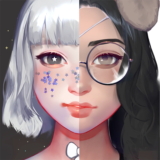Live Portrait Maker: Girls