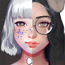 Live Portrait Maker: 女の子