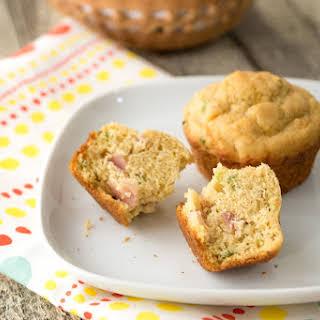 Ham & Cheese Muffins.