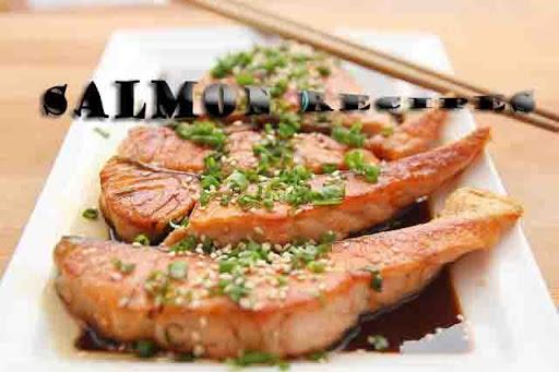 Salmon Recipes Video Tutorial