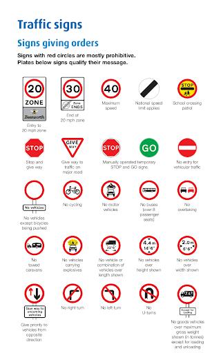 UK Driving Theory Test Lite screenshot 24