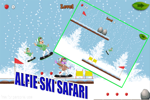 Alfie Ski Safari