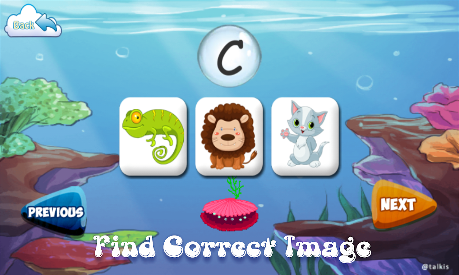appkids: ABC Alphabet- screenshot