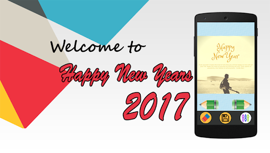New Year Greetings 2018 - náhled